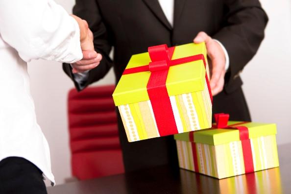 Set quà tặng doanh nghiệp: in logo