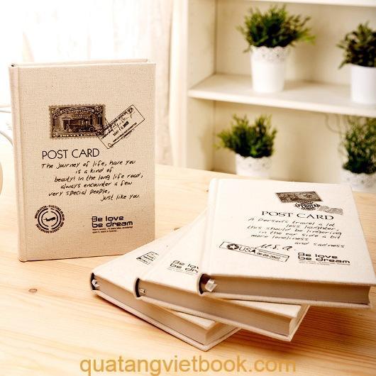 Sổ tay Vietbook nhật ký