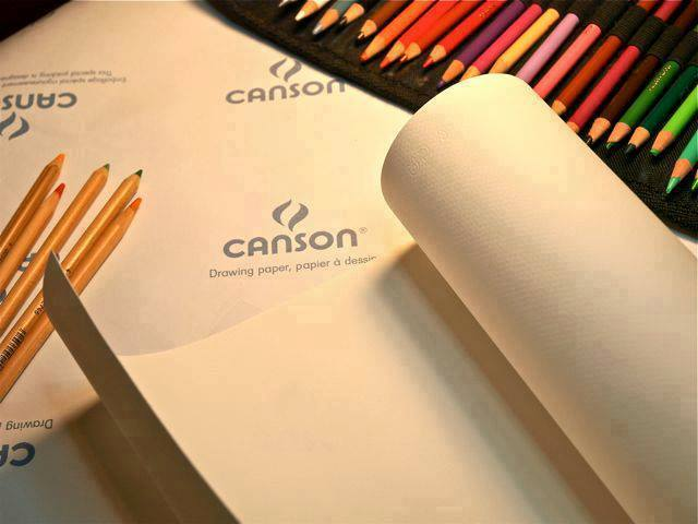 giay-ve-my-thuat-canson