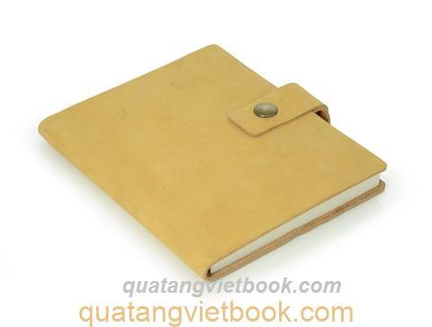 Địa chỉ sản xuất sổ da cài cúc chất lượng đẹp nhất tại VietBook