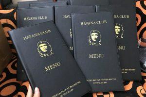in quyển menu bìa da vietbook 2