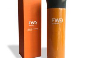 Mẫu bình giữ nhiệt in logo FWD