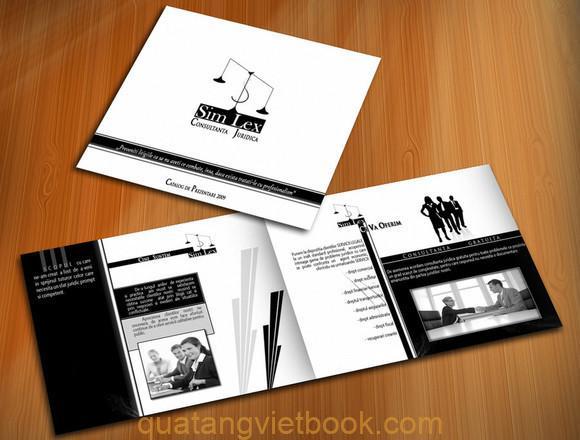 phong cách thiết kế và in catalogue