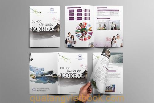 hình ảnh in catalogue chất lượng cao