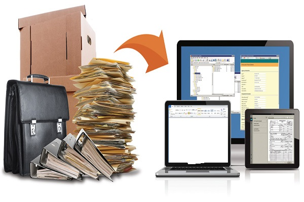 scan sách thành file PDF