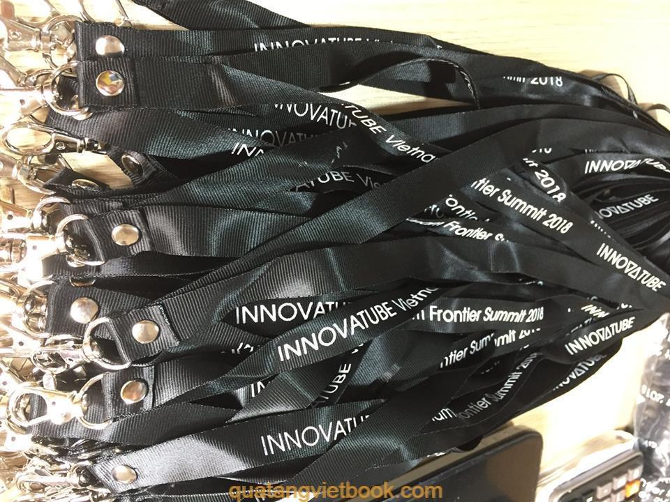 In dây đeo thẻ giá rẻ innova tại Vietbook
