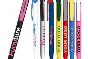 Mẫu in bút bi mới, in lên bút dạ quang