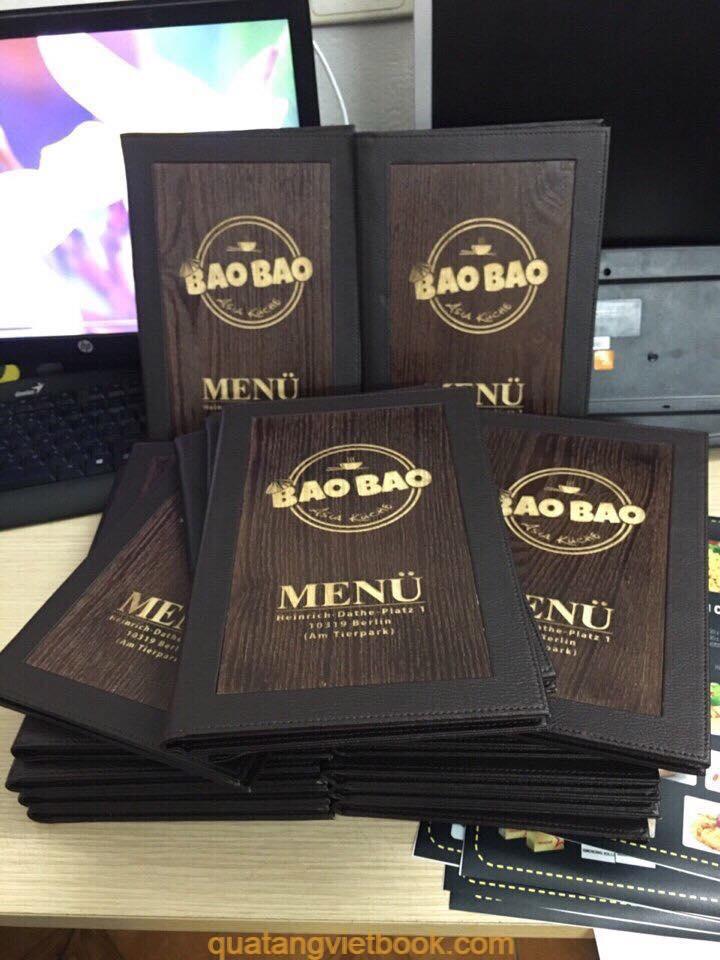 bìa menu da baobao