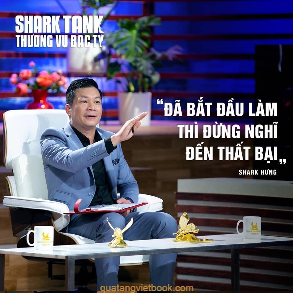 Shark Hưng tại Thương Vụ Bạc Tỷ