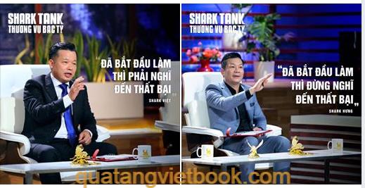 Shark tank nói gì
