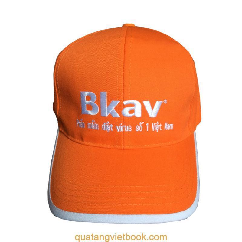 In logo lên mũ, nón lưỡi trai