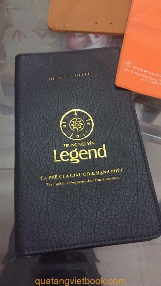 Bìa menu da simili in logo Legend