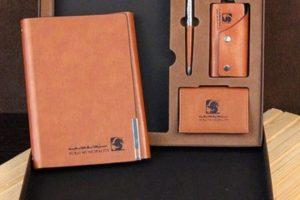 Sản xuất sổ tay quà tặng mang lại nhiều ý nghĩa