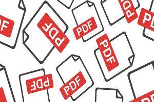 Cách in tài liệu PDF