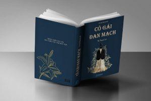 Bìa sách cô gái Đan Mạch