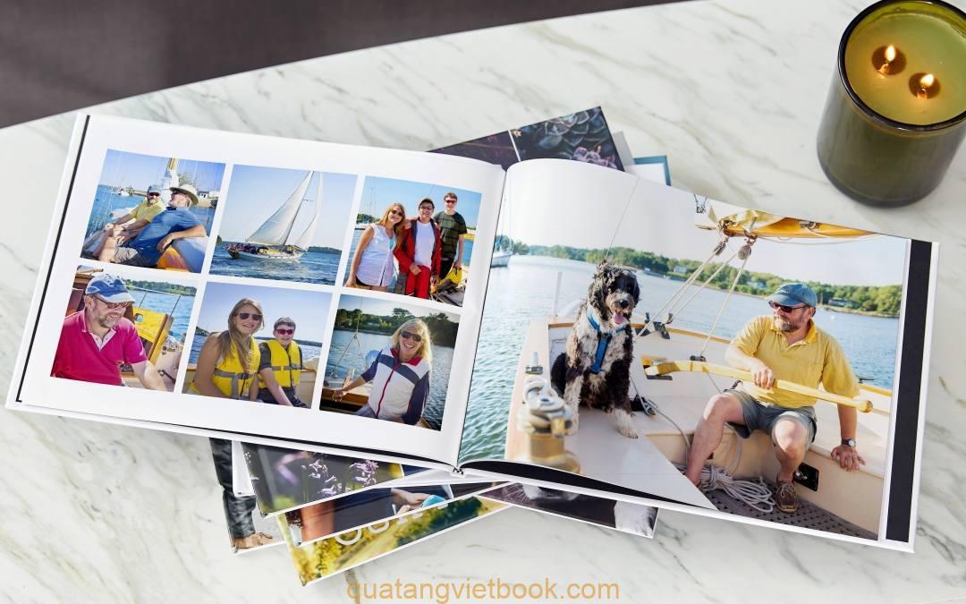 In photobook để làm gì ?