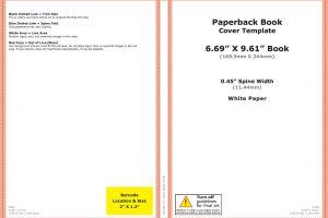 Cách tính kích thước bìa sách