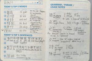 Sổ tay học ngoại ngữ
