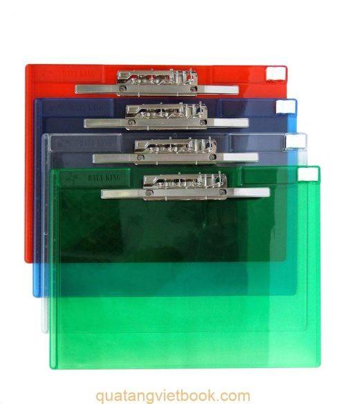 bìa trình ký nhựa