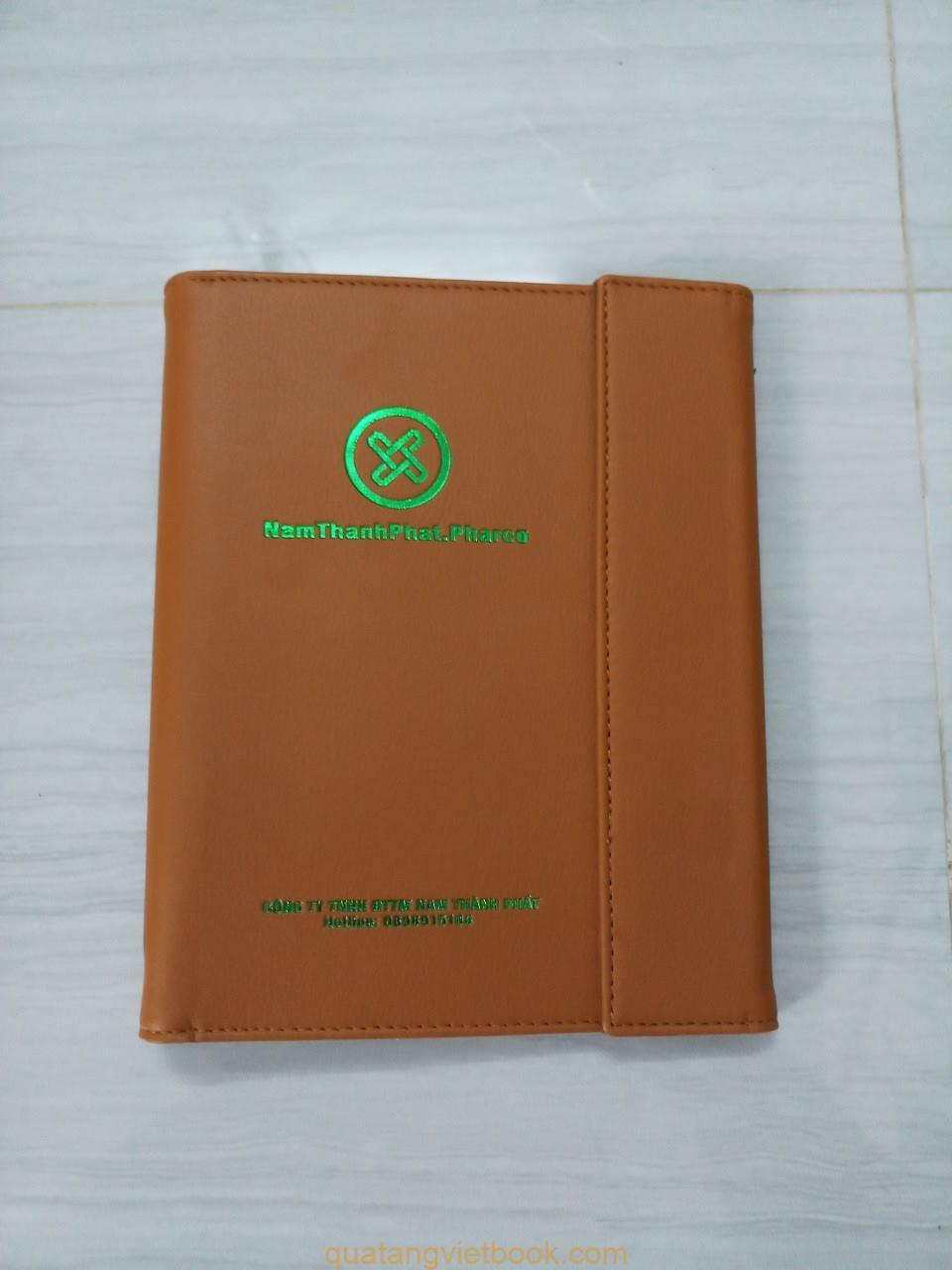Sổ bìa còng Nam Thanh Phat