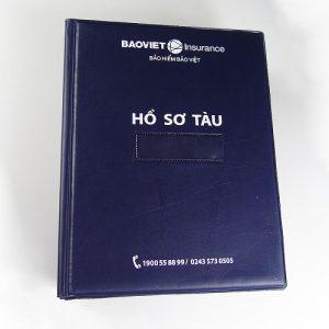 bìa kẹp hồ sơ tàu